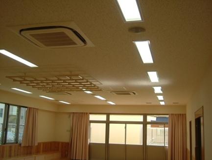 吹田市立療育センター建設工事(電気設備工事)